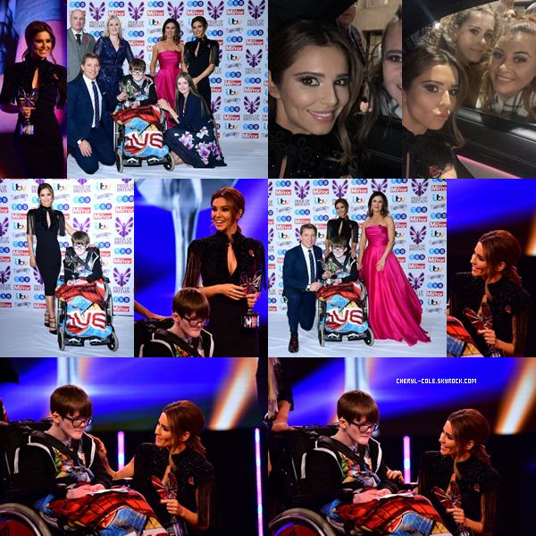 - 28/10/2019 : Cheryl Cole à la cérémonie des  Pride Britain Awards à l'hôtel The Grosvenor House de Londres, UK ! Cheryl est vraiment belle lors de cet événement ! C'est de nouveau un top. -