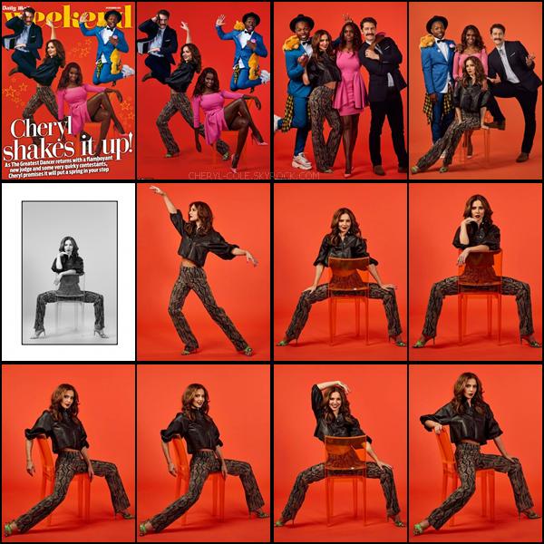 """"""" • SHOOT PROMO SAISON 2 • Cheryl pour l'émission de télévision The Greatest Dancer par Neale Haynes ! """""""