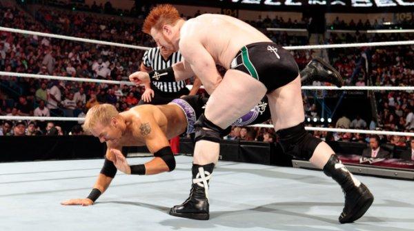 Christian VS Sheamus