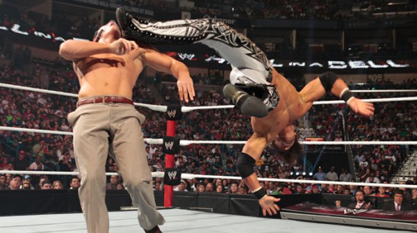 Intercontinental Championship : Cody Rhodes VS John Morrison
