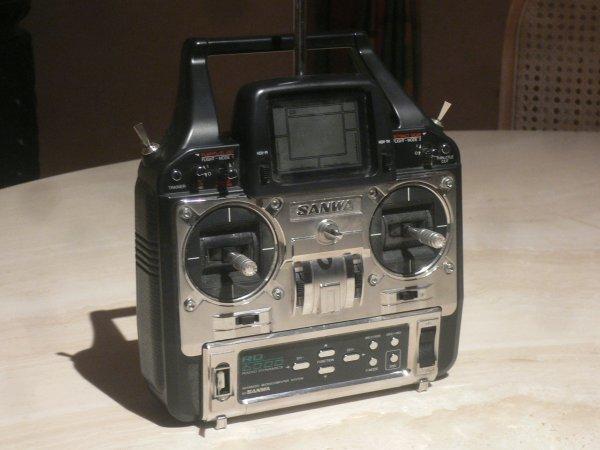 RADIO SANWA   41 Mz
