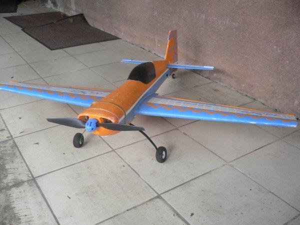 AVION MX2   EPP  1,25 m envergure