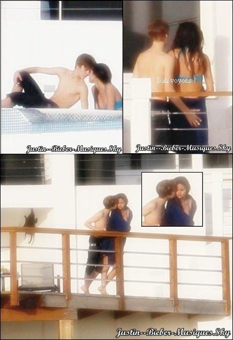 C'est belle et bien vrai , notre beau Justin a trouver l'amour dans les bras de la joli latina , Selena Gomez . HEUREUX OU DÉÇUS ?