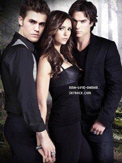* Bienvenue dans mon blog sur Vampire Diaries *
