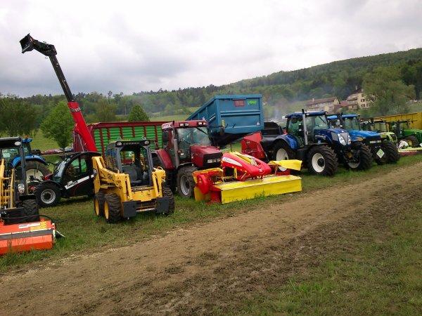 Tracteur Pulling jura