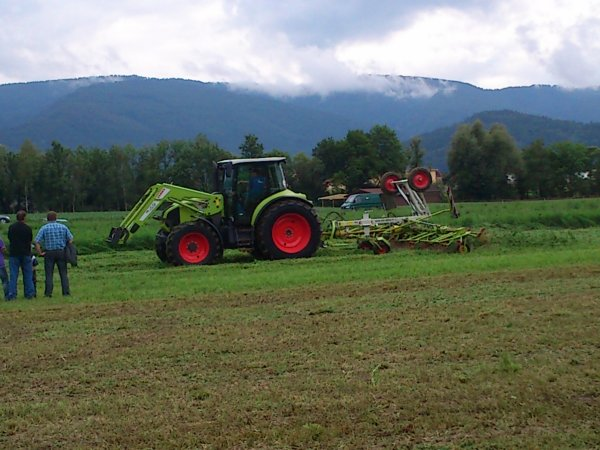 demo claas