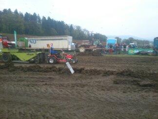 tracteur pulling de Develier 2013