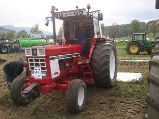 tracteur pulling de Devrlier 2013