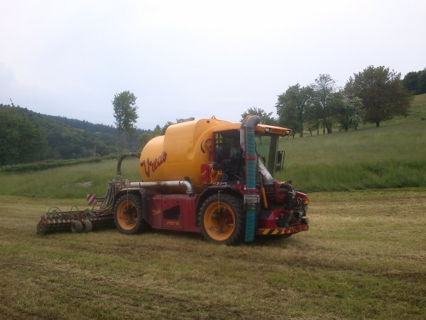 purinage avec vredo 2013