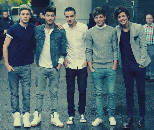 Les boys !!