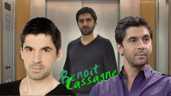 Benoit Cassagne (Ludovic Baude)