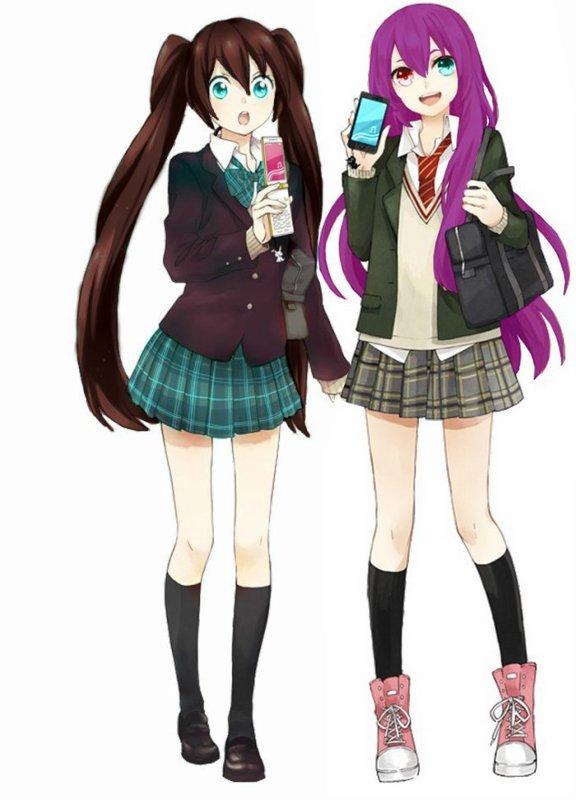 Collab avec Maeko-San