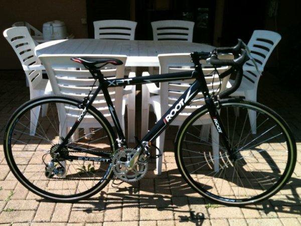 mon nouveau vélo