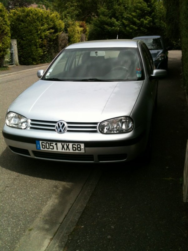 Ma golf 4 tdi match  2003