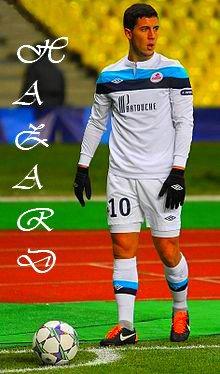 Eden Hazard 26 #