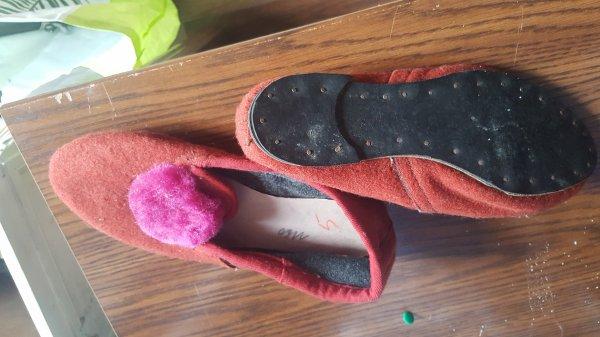 chaussure d epoque
