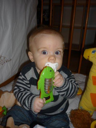 le plus beau des bébés <3