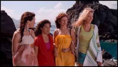 4 filles et 1 jeans