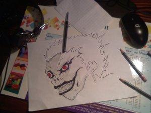 Ryuk ( Death Note )