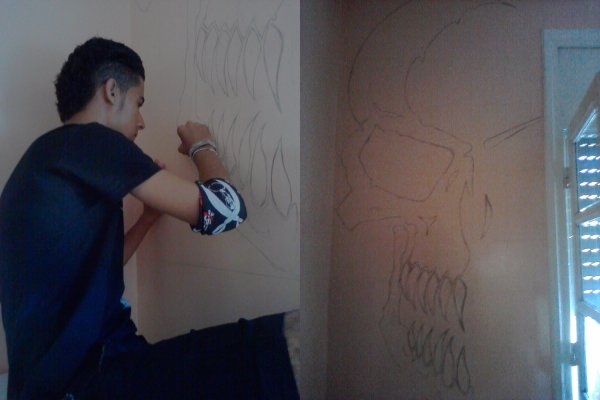 My Beautifull Skull *_*