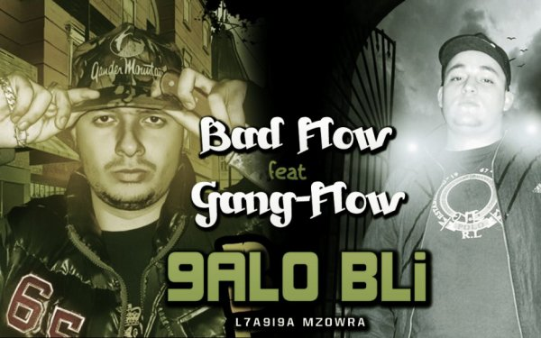 BaD-flow Feat GanG Flow - 9aLo BeLi - ( 2011 )