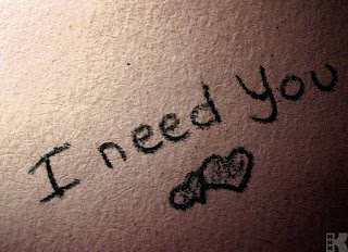 When i needed You