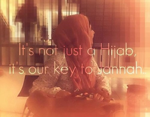 It's Not Just A Hijab....! ♥