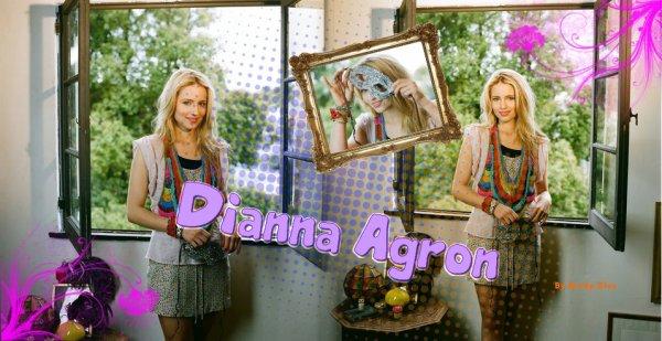 Adresse Dianna Agron