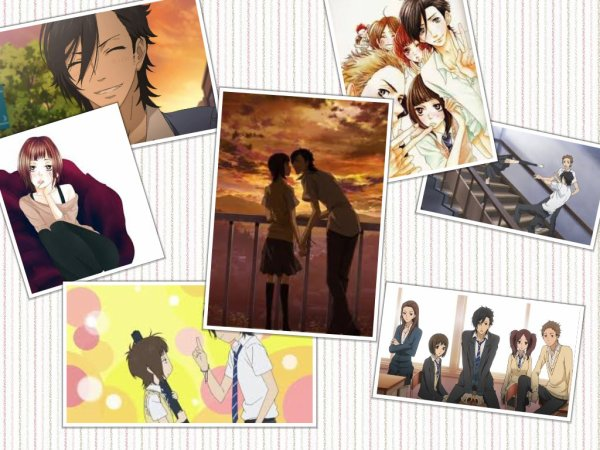 Anime : Sukitté ii na yo