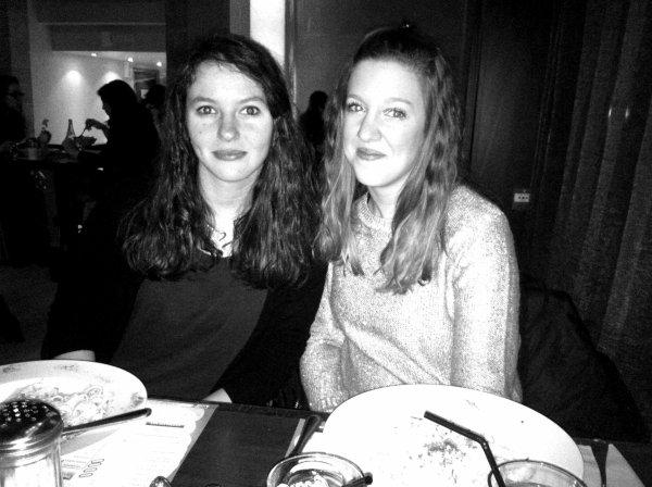 28/02/13 Soirée filles au restaurant - @ la place café - Metz