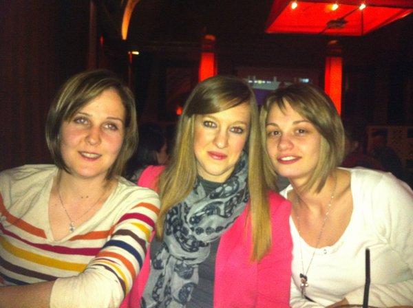 14/03/13 Restaurant à Metz avec les meilleures.