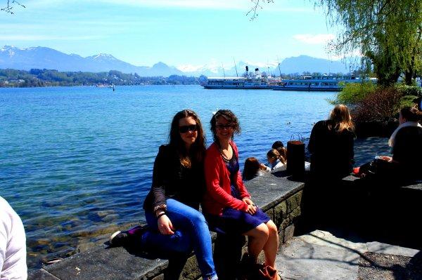 Du 21 au 25/04/13 Vacances en Suisse - Neuchâtel, Bâle, Zurich, Genève, Lausanne, Lucerne, Berne.