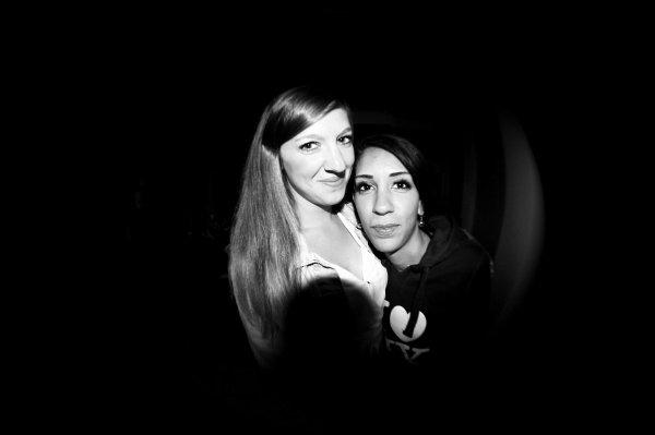 17/08/13 Anniversaire Erika & Mégane.