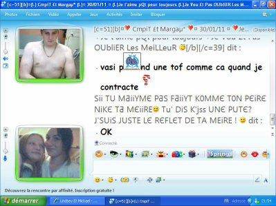Moi est myléne ;pp a la cam ( Fiona , Laura )