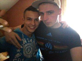 Moi et le frère Ch'Ben