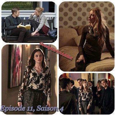 Episode 11 , Saison 4 /  The townie