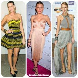 Blake Lively Nommée Icone Mode de l'année par le magazine  Be.