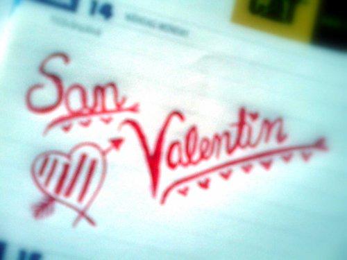 El día de Los Enamorados...♥