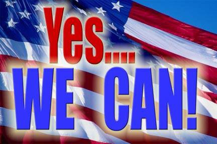 #O B A M A# YES WE CAN !!!!!