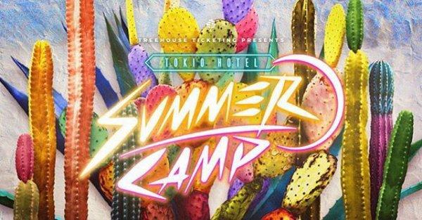 Tokio Hotel Summer Camp