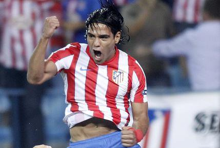 x Radamel Falcao García Zárate