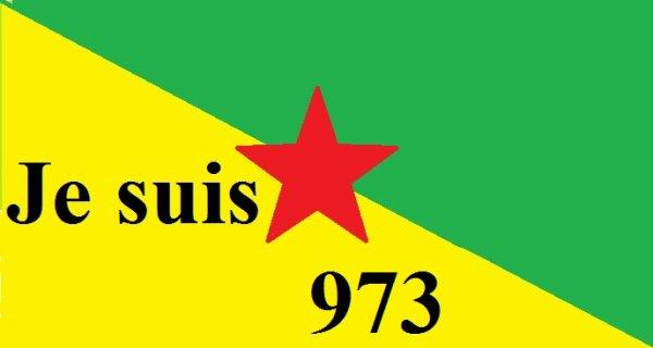 Solidarité avec la Guyane