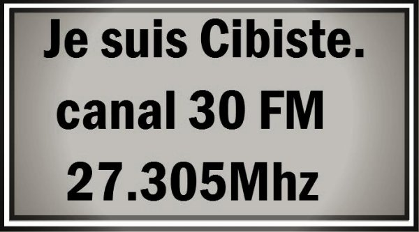 La cibi en FM
