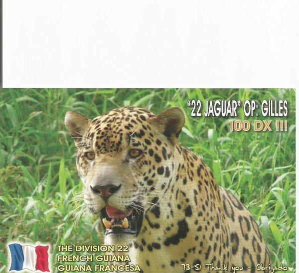 QSL DE Guyane