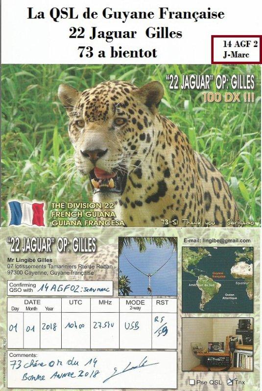 Jaguar QTH 22