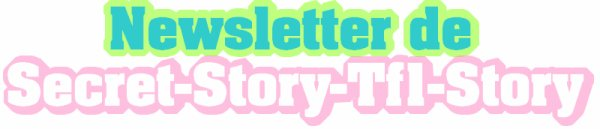 Newsletter de Secret-Story-Tf1-Story