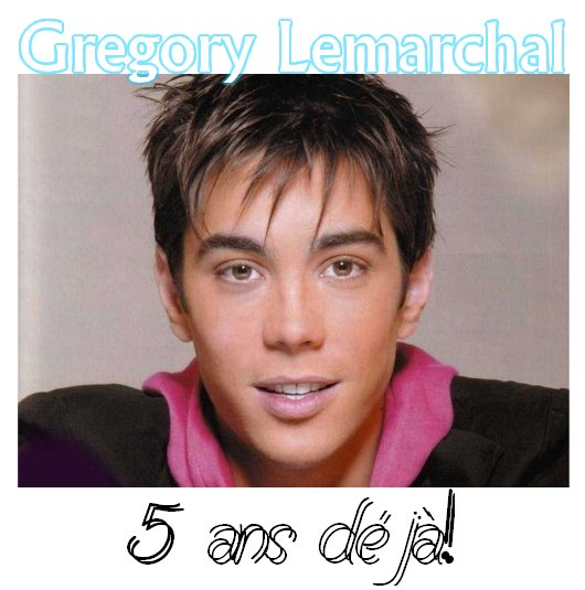Hommage Gregory Lemarchal