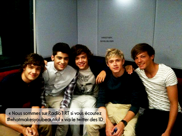 Photo Twitter + What Makes You Beautiful & Interview