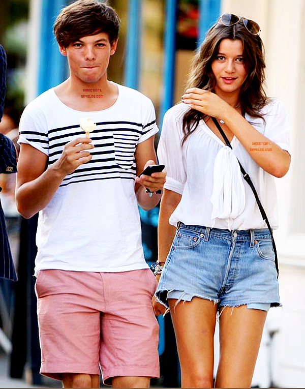 Louis et Eleanor + Got to be you