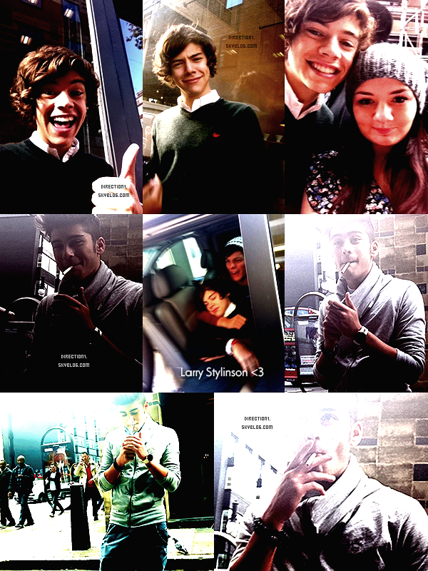 Louis Tomlinson & Harry Styles + photo de fans + Teen Awards